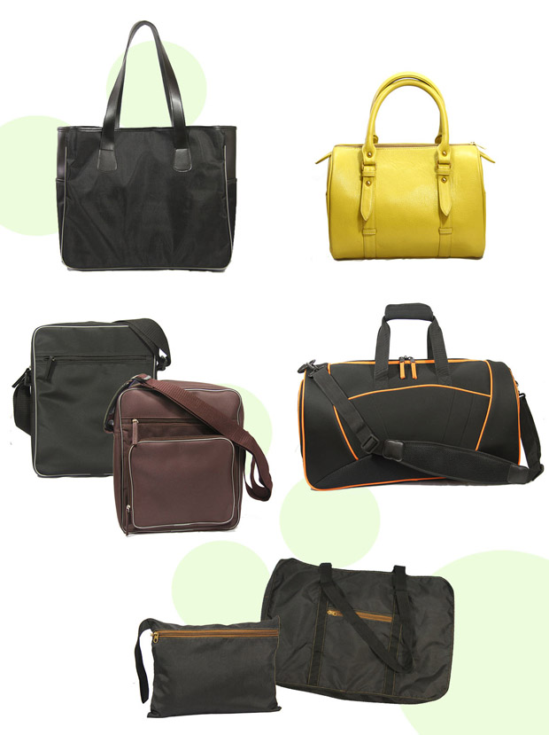 leather bags as corporate giveaways