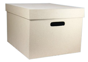 storage box for organizing office documents and files