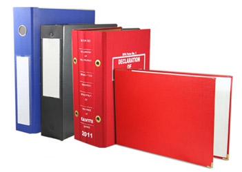 file folder / binder